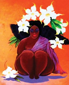 Flor de Cacao  48¨x ·48¨   US$2.000.00